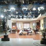 放送局スタジオ