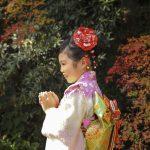七五三詣の写真