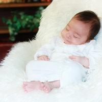 宮参り赤ちゃん