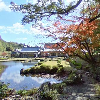 常栄寺雪舟庭園